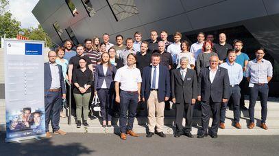 Die neuen Teilnehmer im Master Digitale Forensik